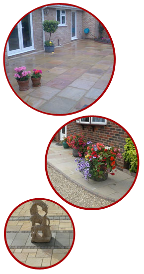 Block Paving  - Luton, Central Bedfordshire  - Amber Paving  - Paved-Driveway