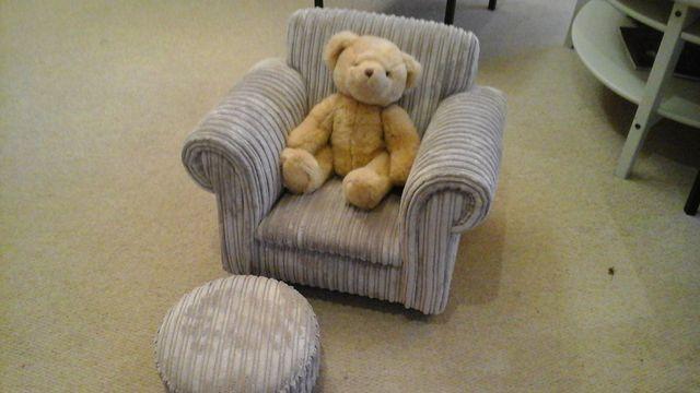 Bespoke children chairs