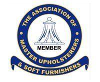 Master upholsterers logo