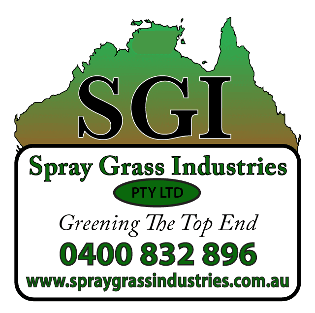 spray grass industries logo