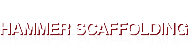 Hammer Scaffolding logo