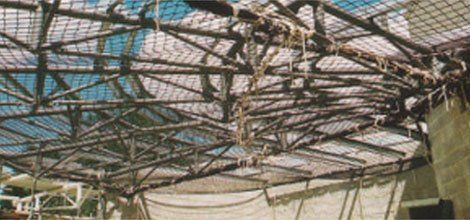 safety netting hire