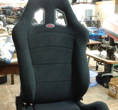 New car seats