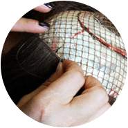 Riparazione parrucche