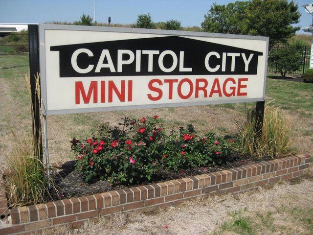Capitol City Mini Storage Units In Des Moines Ia