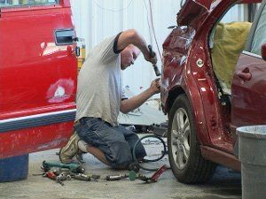 Collision Repair Jefferson City Mo
