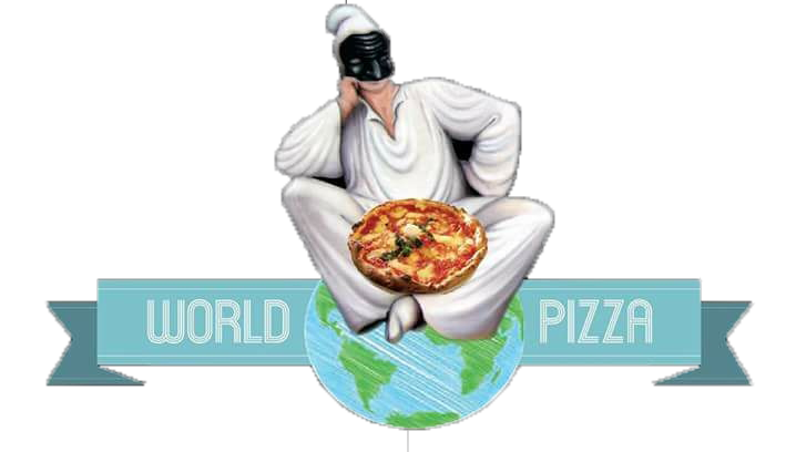World Pizza Logo