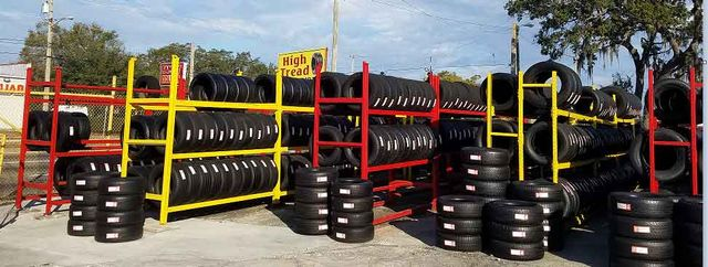 Used Tires Tampa >> Tire Services Tampa Fl High Tread Used Tires