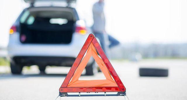 roadside assistance indicator