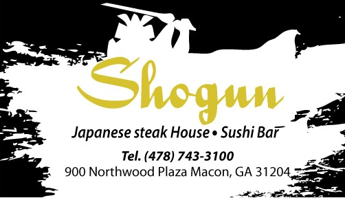 Japanese Restaurant L Macon Ga L Shogun Japanese Steak