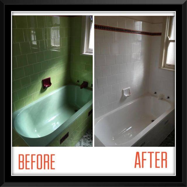 Bathroom Inspiration Bass Hill Payless Bath Resurfacing