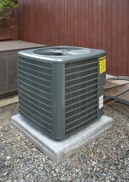 Heat pump and ac unit for winter and summer