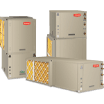 Bryant Geothermal heat system