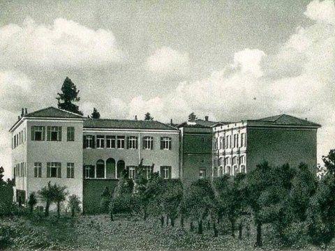 Foto antica della casa di riposo Residenza San Giorgio