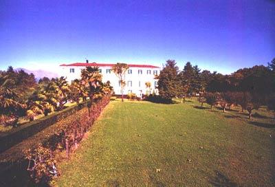Esterno della casa di riposo Residenza San Giorgio