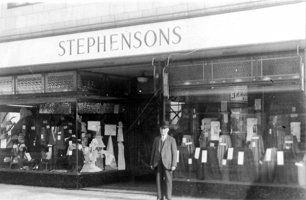 Stephenson Wallpapers showroom