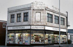 Stephenson Wallpapers showroom in Leeds