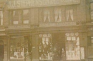 Stephenson Wallpapers building