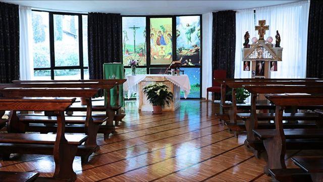 interno di una chiesetta