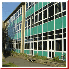Commercial glazing work