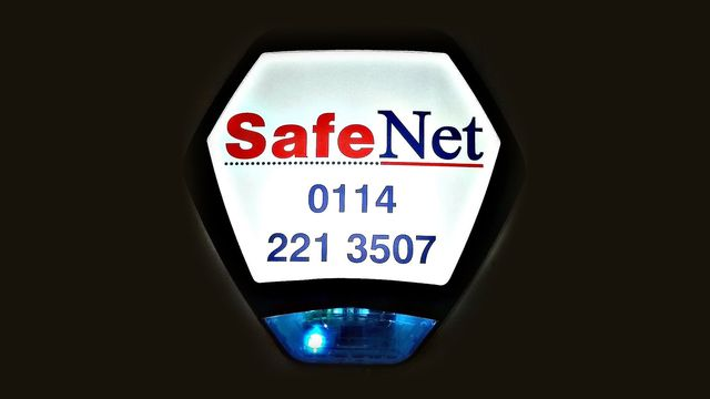 SafeNet sirens