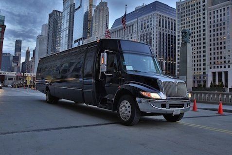 Limo Bus Chicago