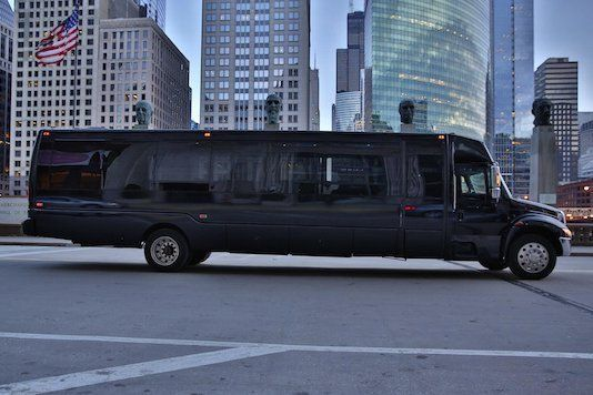 Limo Bus Rental