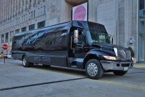 Best Limo Bus Chicago