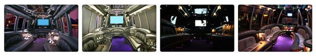 corporate party bus rentals