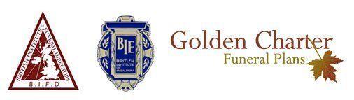BIE Golden Charter logos