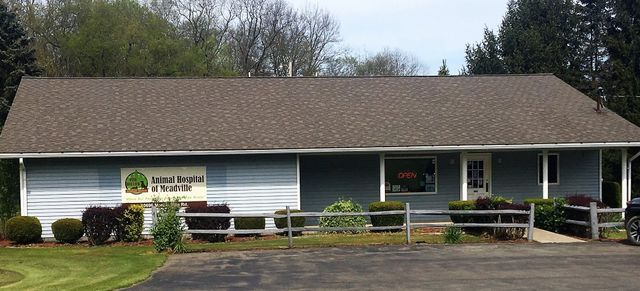 Animal Hospital of Meadville, 10696 Mercer Pike, Meadville, PA 16335