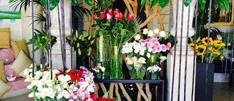 Mazzi floreali composti a Borgo Sabotino