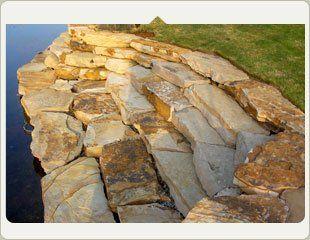 rocks landscaping