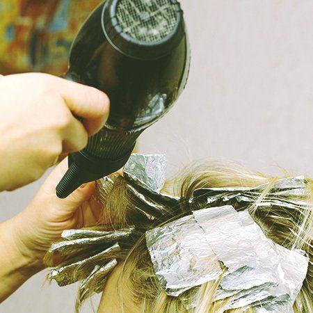 Hair foils in Auckland