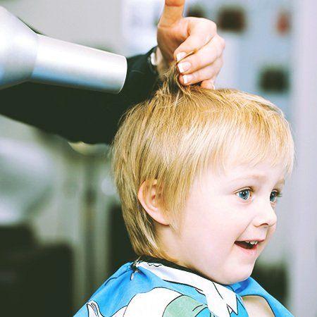 Children's hair cuts in Auckland