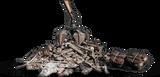 Recupero rottami ferrosi