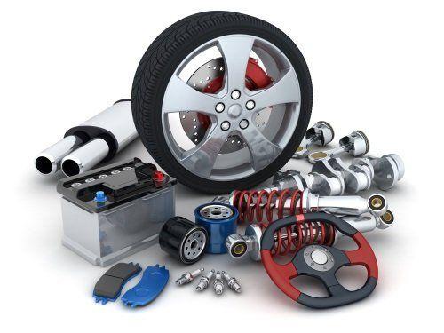 pezzi di ricambio per riparazione auto