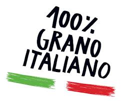 logo 100% grano italiano