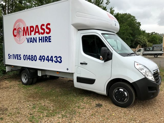 3810aa2cd41f47 Compass Cars   Van Hire offers Luton van hire in St Ives