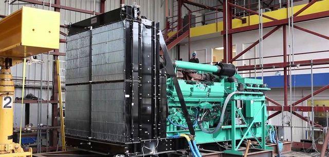 Heavy-duty industrial equipment