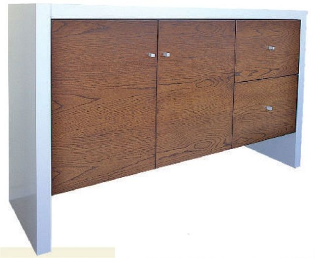 Solid cabinet from custom made furniture store in Christchurch