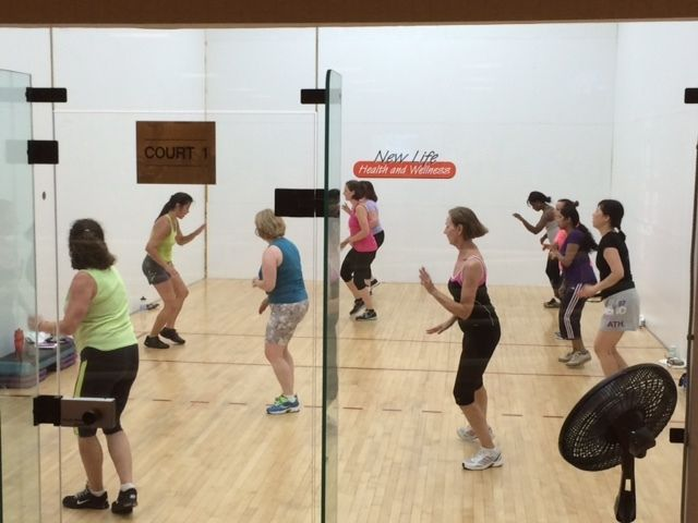 Marlborough Zumba
