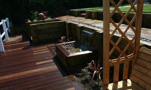 composite decking boards