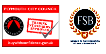 Trading standards approved, FSB, which