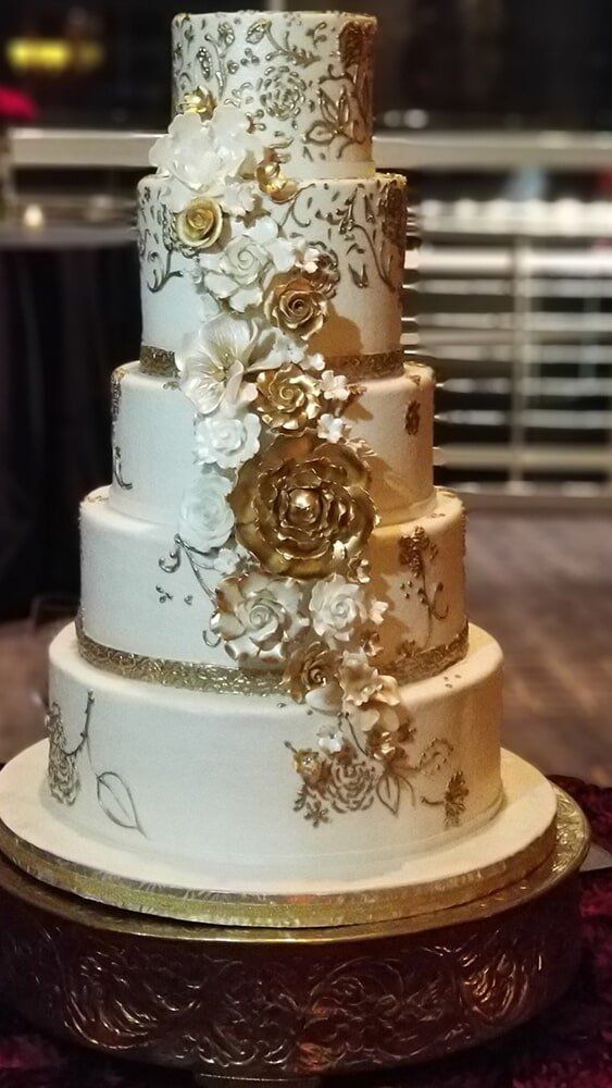 how to get a wedding cake level cake designer houston tx wedding cakes by tammy allen 15733