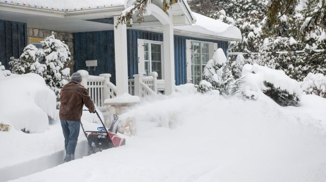 Snow plowing and residential landscaping in Warwick, NY