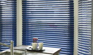 Designer Venetian blinds