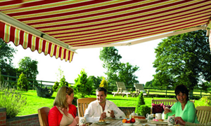 Durable long lasting awnings