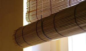 roller blind installation