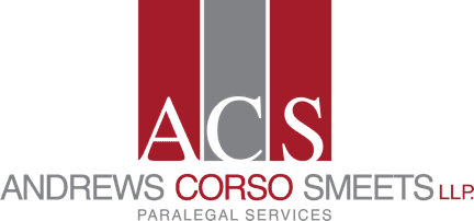 ACS Andrews Corso Smeets Paralegal